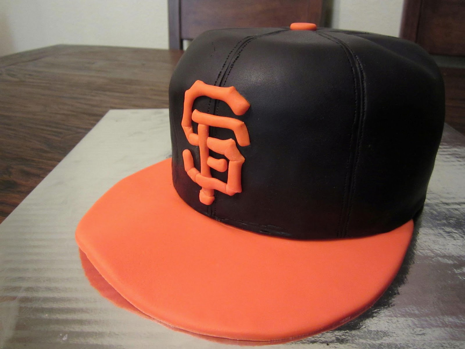 Did You Eat Yet Phils SF Giants Birthday Cake
