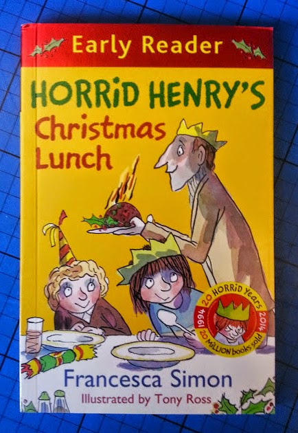 Horrid Henry's Christmas Lunch Review