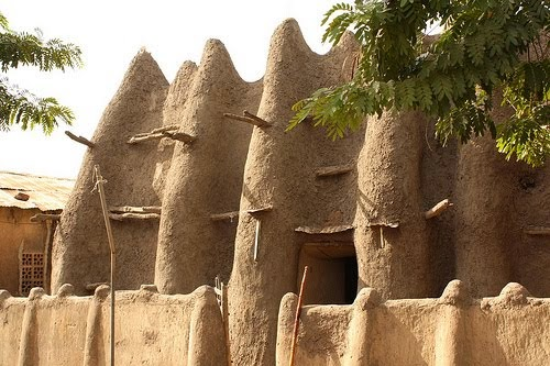 La mosquée de GARALO