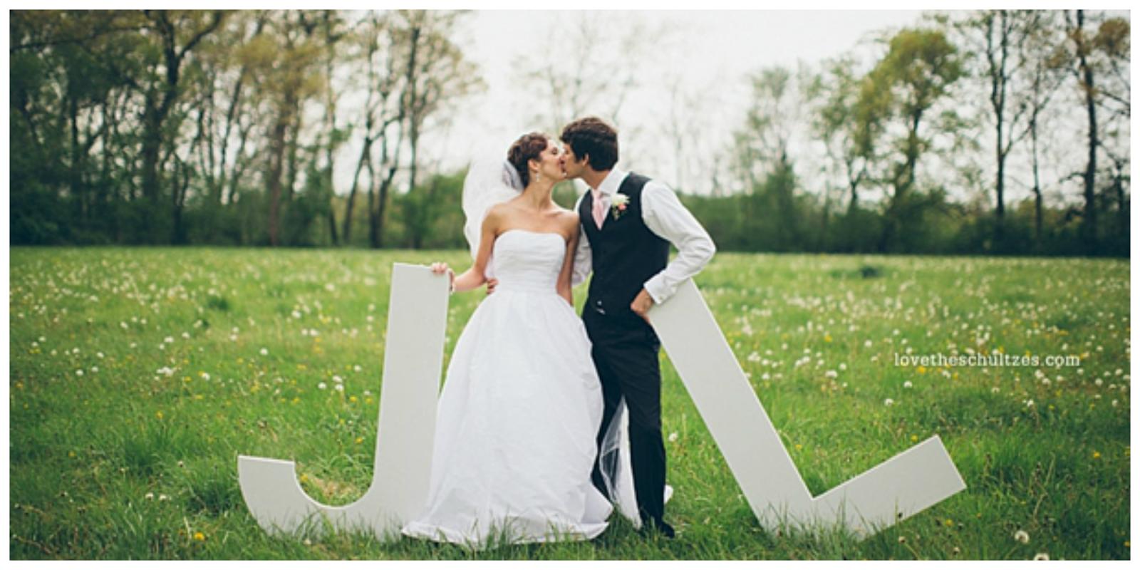 8 ideas originales para personalizar tu boda con vuestras for Ideas originales boda