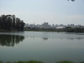 PARQUE DO IBIRAPUERA -SÃO PAULO