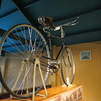 The Old Bike at Museum