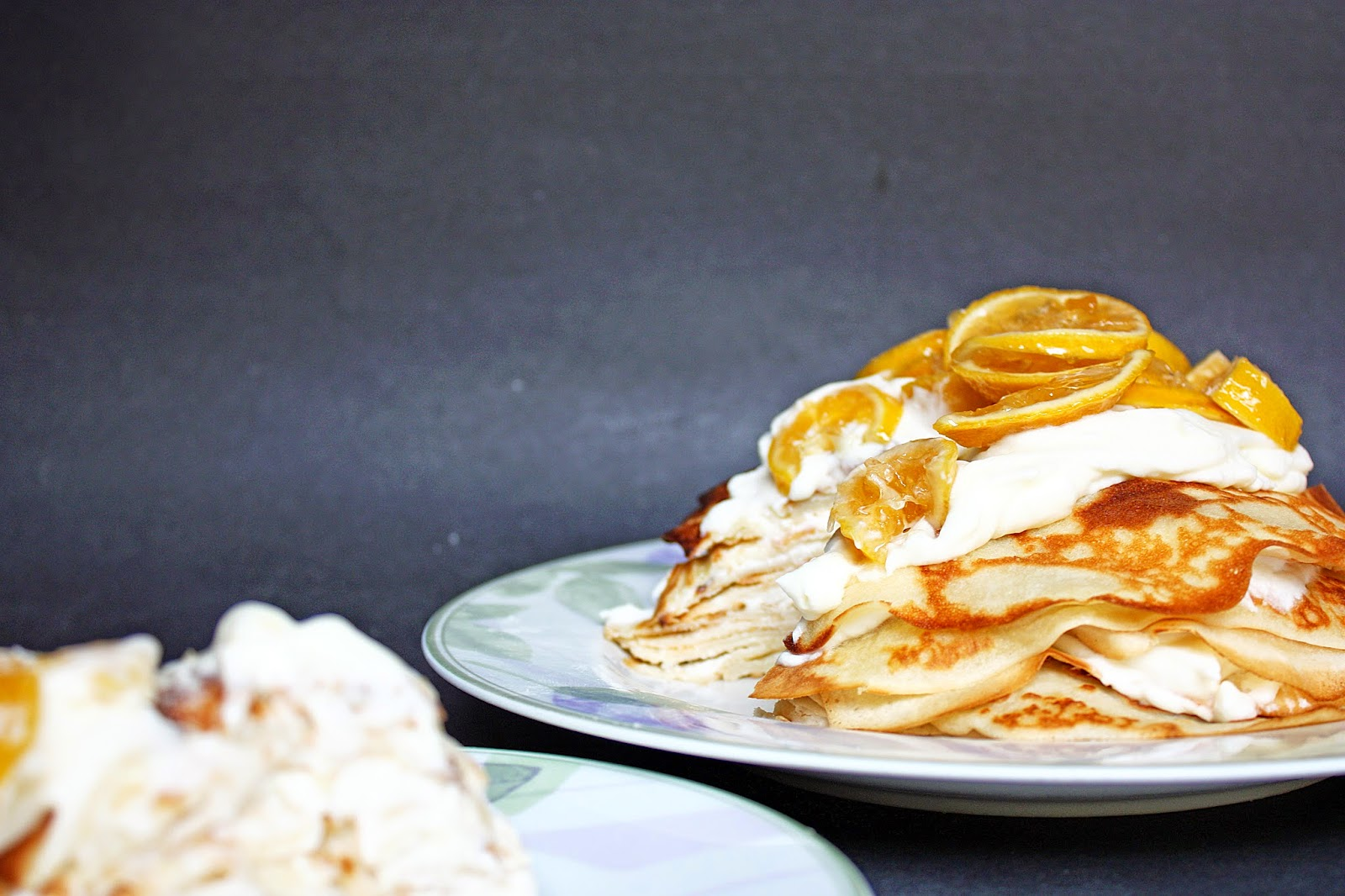 Vegan meyer lemon crepe cake | How to Philosophize with Cake