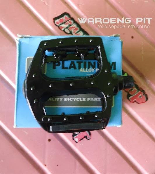 Jual pedal platinum sepeda mtb gunung downhill balap murah