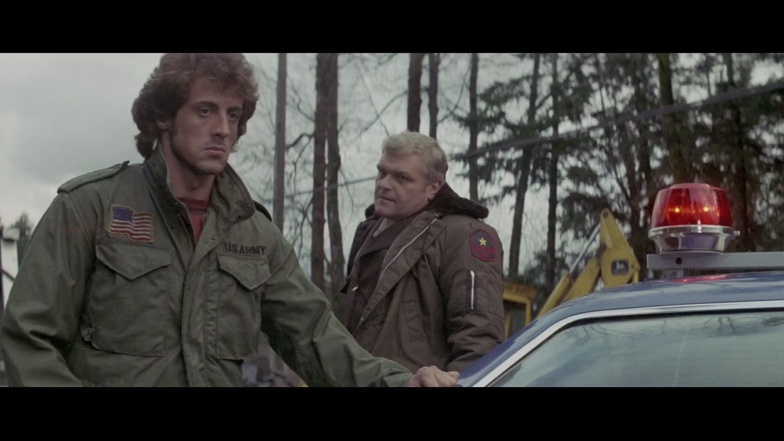 Rambo 1 Elicottero : Rambo acorralado p hd español latino pelis