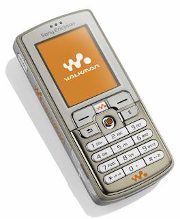 Мобильный телефон Sony Ericsson W810i Gold с 2-мегапиксельной камерой и широкими возможностями
