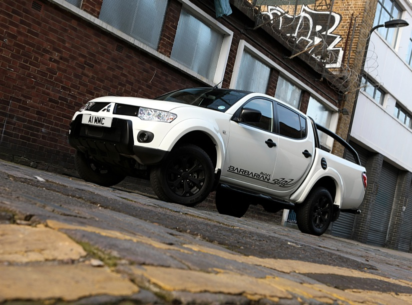 Speedmonkey Mitsubishi L200 Gets 5 Year Warranty