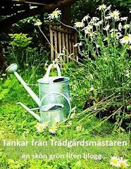 Svenska bloggare uppdelat på växtzon
