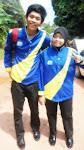 Uteh Dengan Adik :)