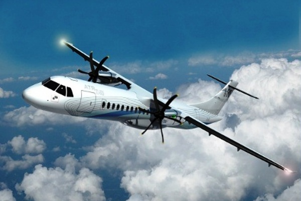 ATR 72-600s. ZonaAero