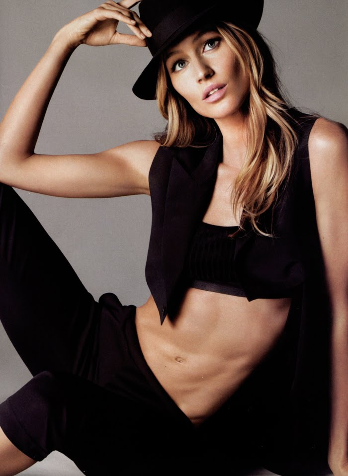 Gisele Bundchen Photoshoot Gallery