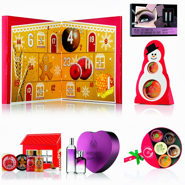 Body Shop Christmas Collection