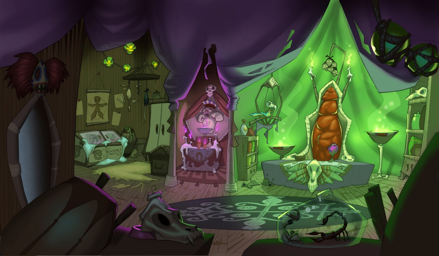 OH GOOD GRIEF: Moar Monkey Island Stuff