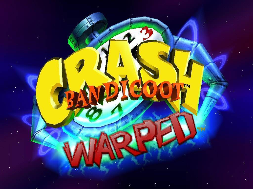 Crash Bandicoot 3: Warped (Crash Bandicoot 3: Flying! Globe-Trotting