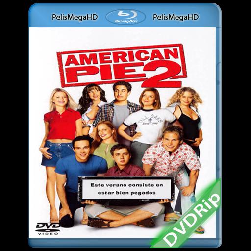 American Pie 2 (2001) DVDRip Español Latino