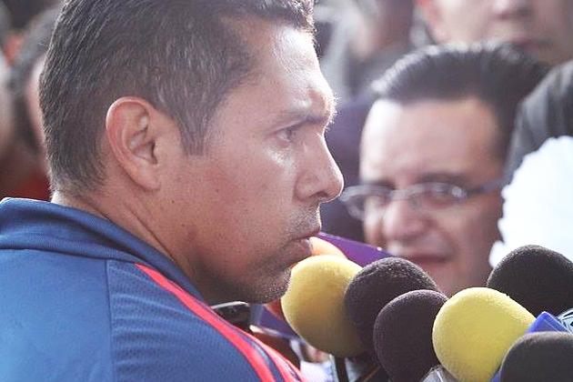 Morales quiere que los jugadores estén a gusto en la cancha.