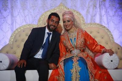 الدفعة الثانية من الصور المسربة للحفل الاسطوري لالة العروسة 2014