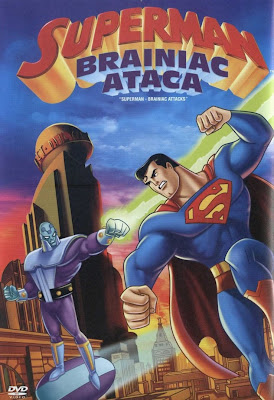 Superman: Brainiac Ataca - DVDRip Dual Áudio