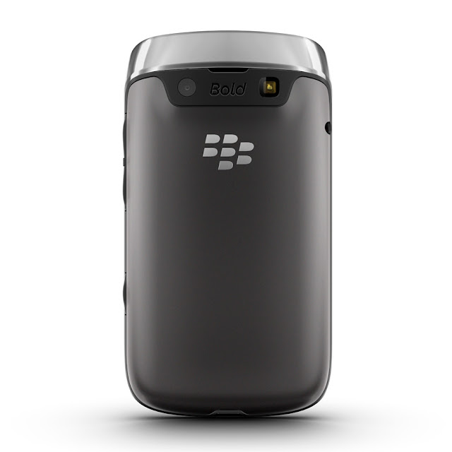 BlackBerry Bold 9790 back