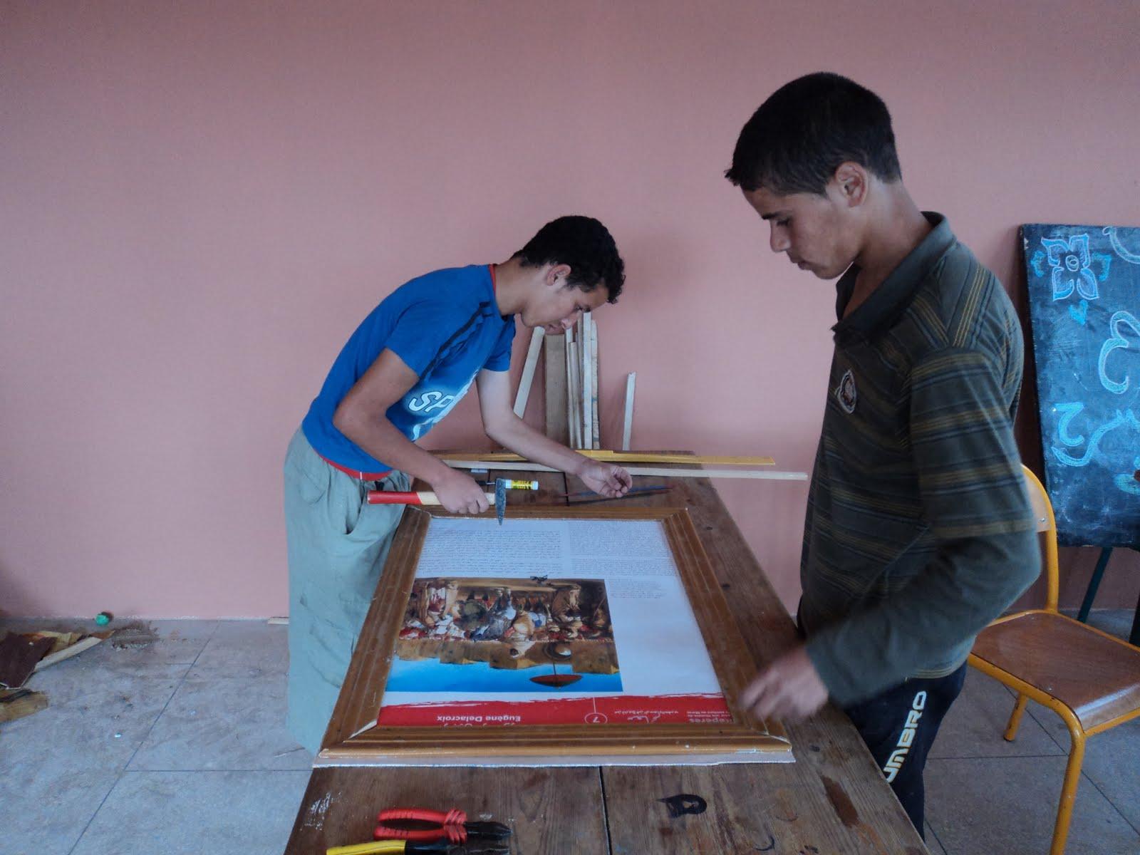 Proyecto de clase de espa ol taller de carpinter a for Proyectos de carpinteria pdf