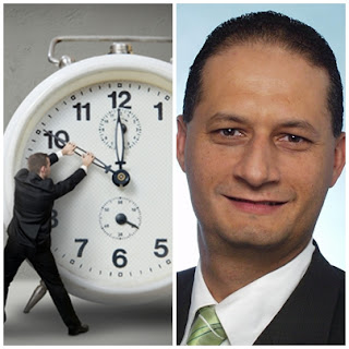 10 pecados de Tiempo!. Cada vez tenemos menos tiempo y más tareas para realizar.