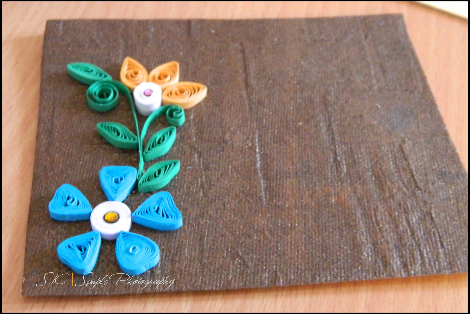 Small paper quilling designs creative art craft work for Paper quilling work