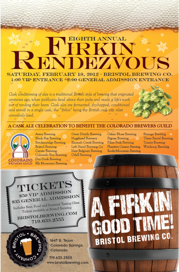 Firkin Rendezvous 2012