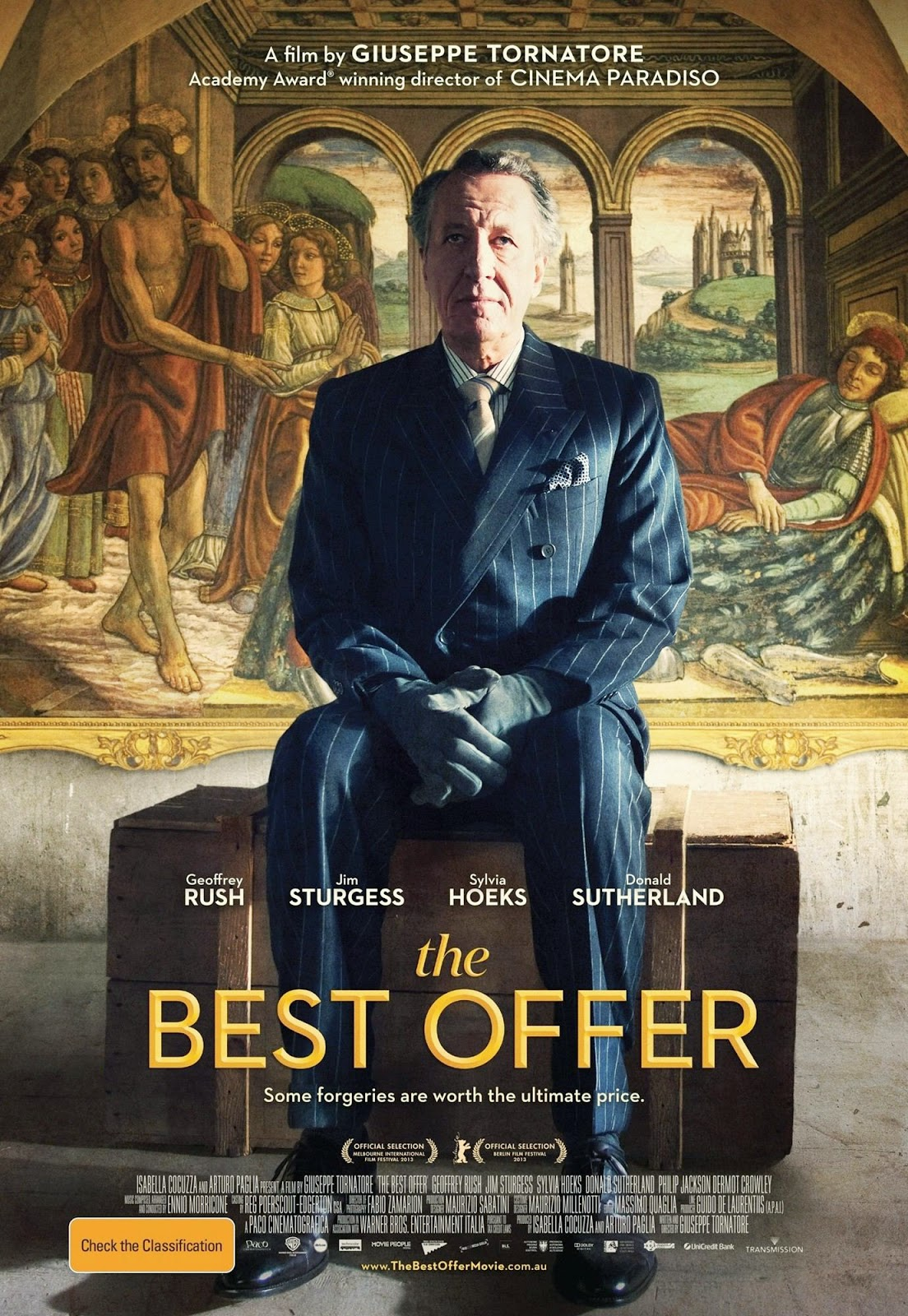 The Best Offer ...
