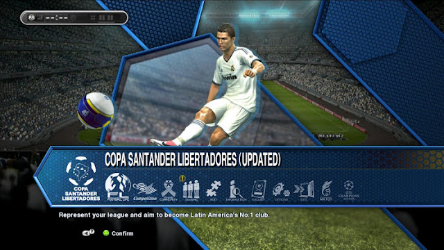 Pro Evolution Soccer 2013 or PES 2013 Apk Download.