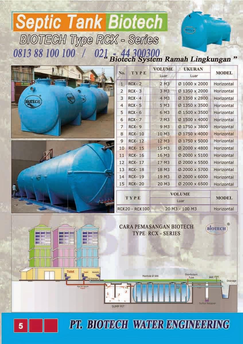 ipal biotech, brosur septic tank biotech, stp, ipal, toilet portable fibreglass, flexible toilet, spiteng biotek, biofive, biogift, biofil