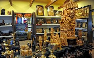 Shopping in Mysore