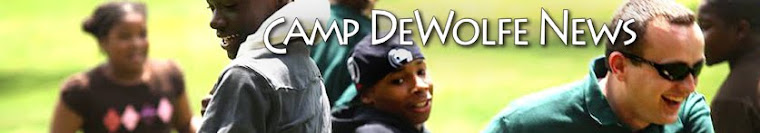 Camp DeWolfe News