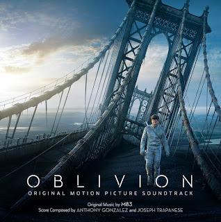 Oblivion Canciones - Oblivion Música - Oblivion Soundtrack - Oblivion Banda sonora