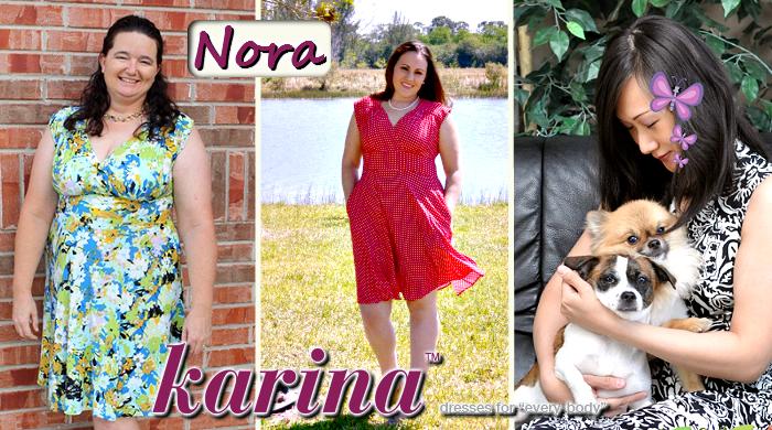 Karina Dresses Nora
