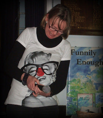 Sophie Neville author of 'Funnily Enough'