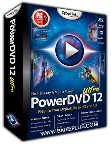 CyberLink PowerDVD 12 Ultra + Crack