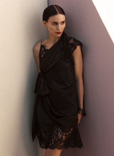 Rooney Mara Elle Magazine January 2016 photos