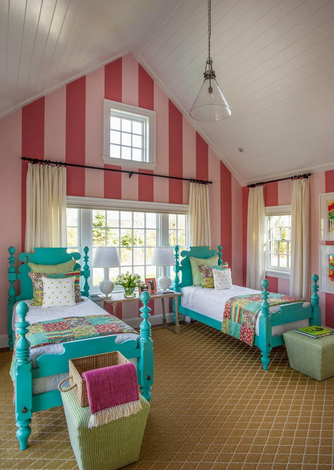House of Turquoise: More from the HGTV Dream Home 2015
