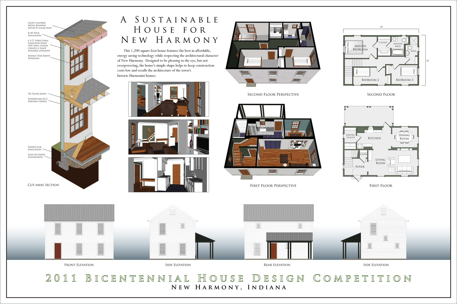 Beautiful home design competition images decoration for Small house design competition