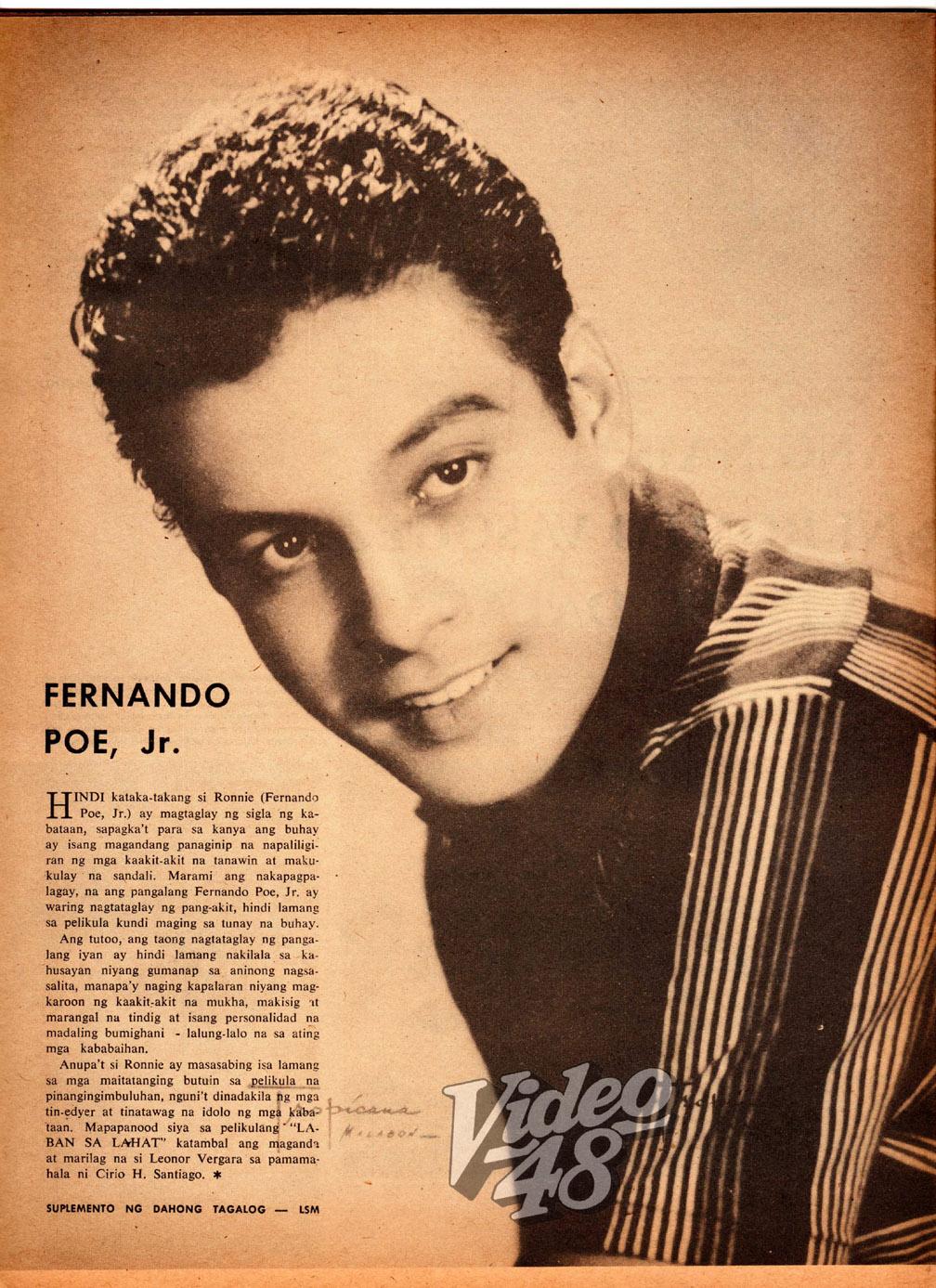 Fernando Poe, Jr. Movies List: Best to Worst - Ranker Fernando poe jr pictures
