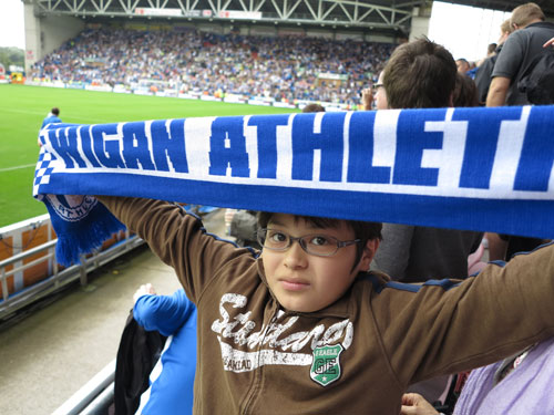 Wigan v QPR