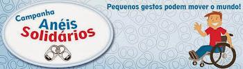 Campanha Anéis Solidários clique na imagem, saiba mais e participe