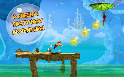 Rayman Fiesta Run Apk Download