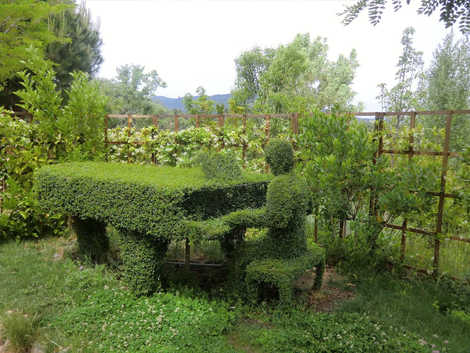 Bosque encantado de madrid haz turismo - Jardin encantado madrid ...
