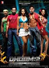 Dhoom 2 (2006) pelicula de accion con Abhishek Bachchan