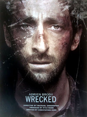 Wrecked 2011 Movie Poster