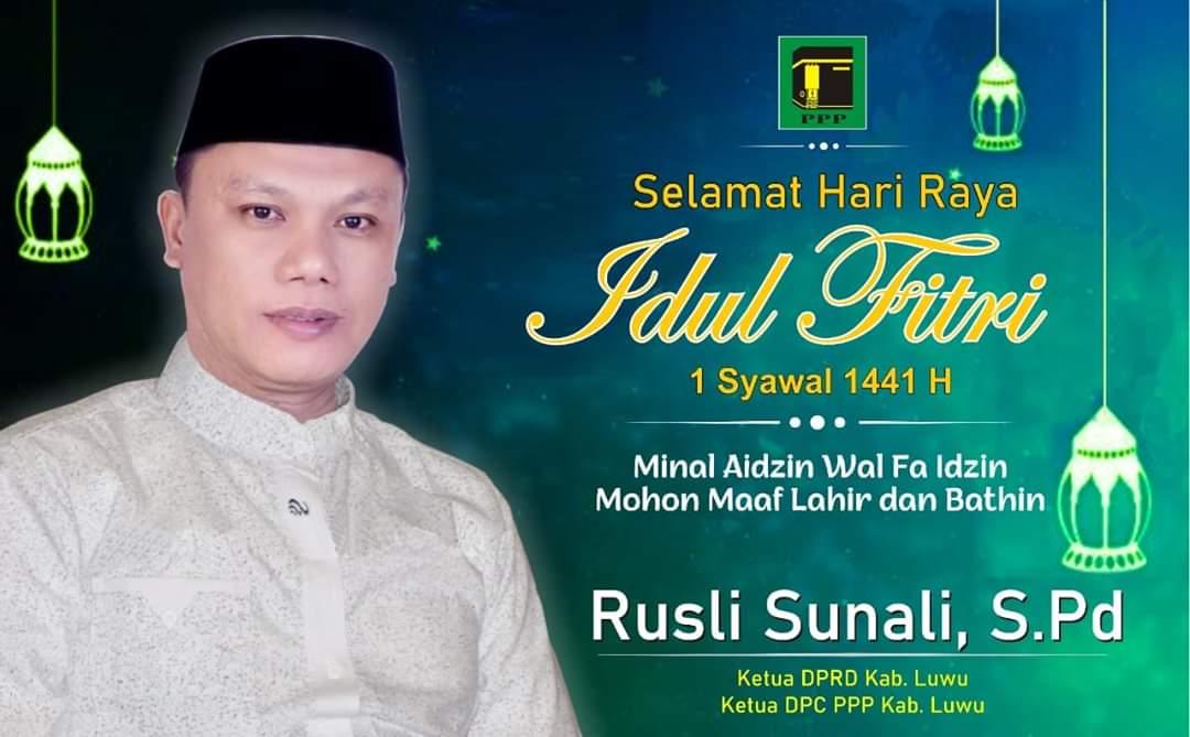 Ketua DPRD Luwu