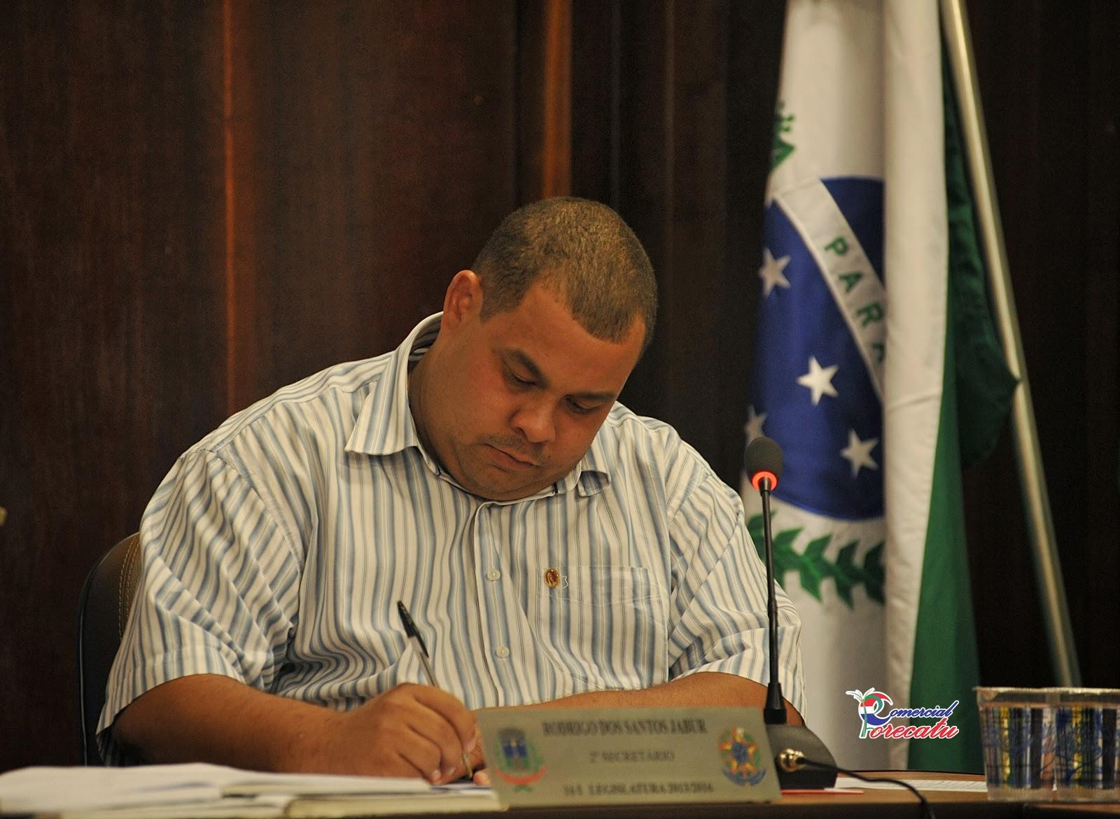 COMERCIAL PORECATU: Posse do Vereador Marcelo Coelho da Silva  Partido  #744424 1600 1170