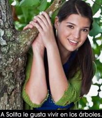 Solita, personaje de Gaby Mellado en la telenovela Corazón Indomable | Ximinia