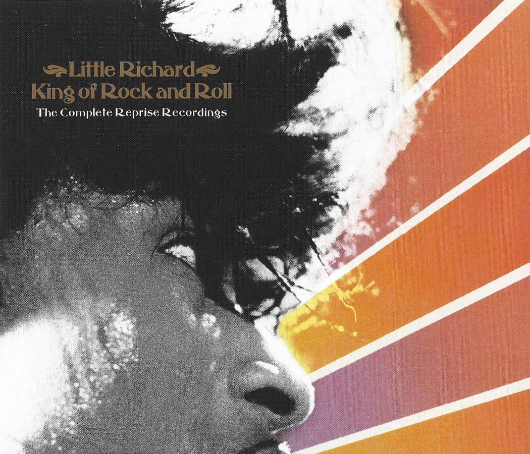 Little Richard - The King Of The Gospel Singers